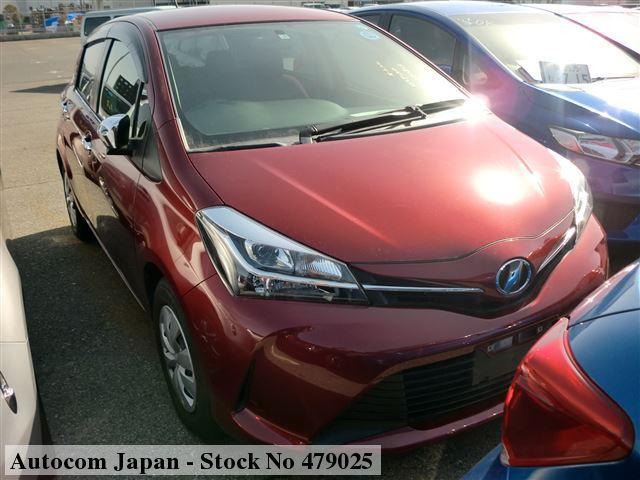 Toyota Vitz Jewella(479025)